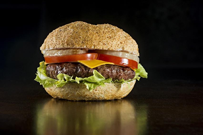 Cheeseburger FIT-menor