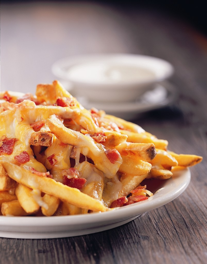 Aussie Cheese Fries (1)